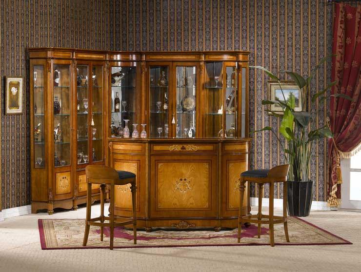 Мебель для столовой  магазине